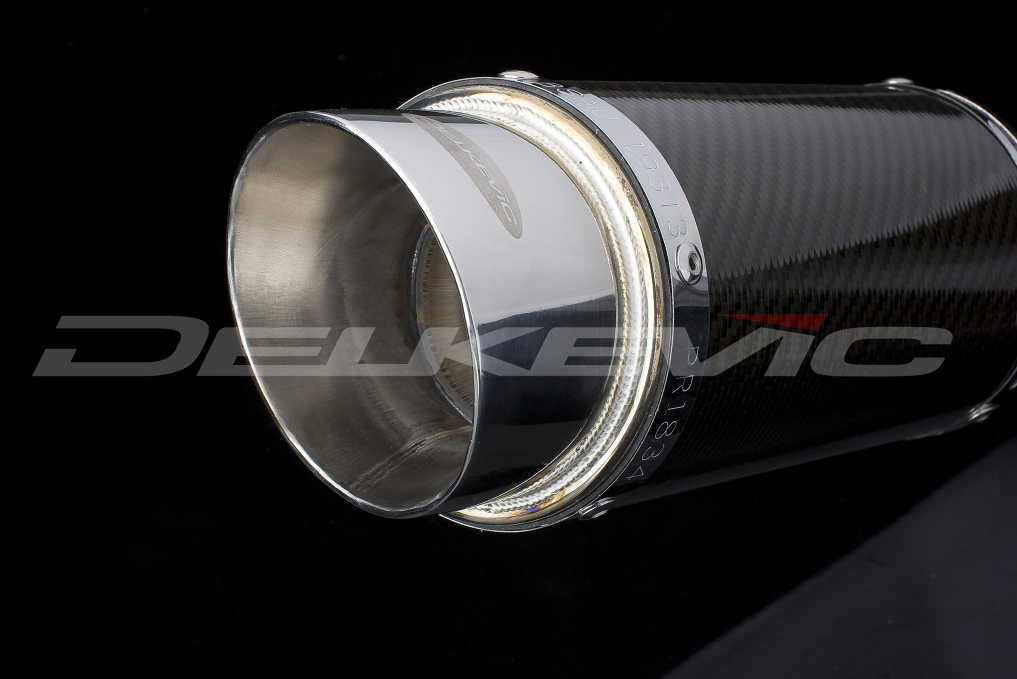 Exhaust  Delkevic Exhaust