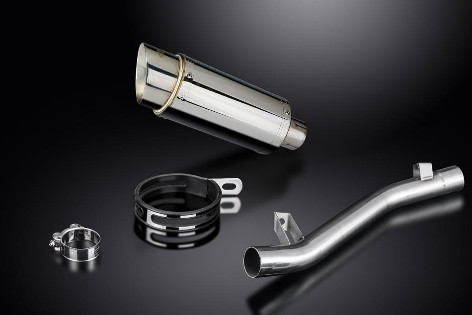 Exhaust: Delkevic Exhaust