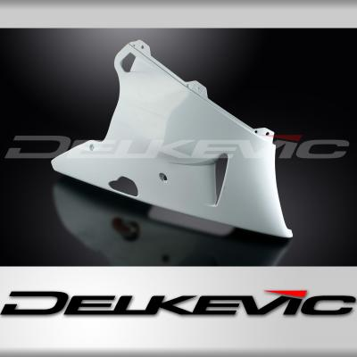 YZF-R1 98-01 R/H LOWER FAIRING (INJECTION MOULDED) UNPAINTED WHITE