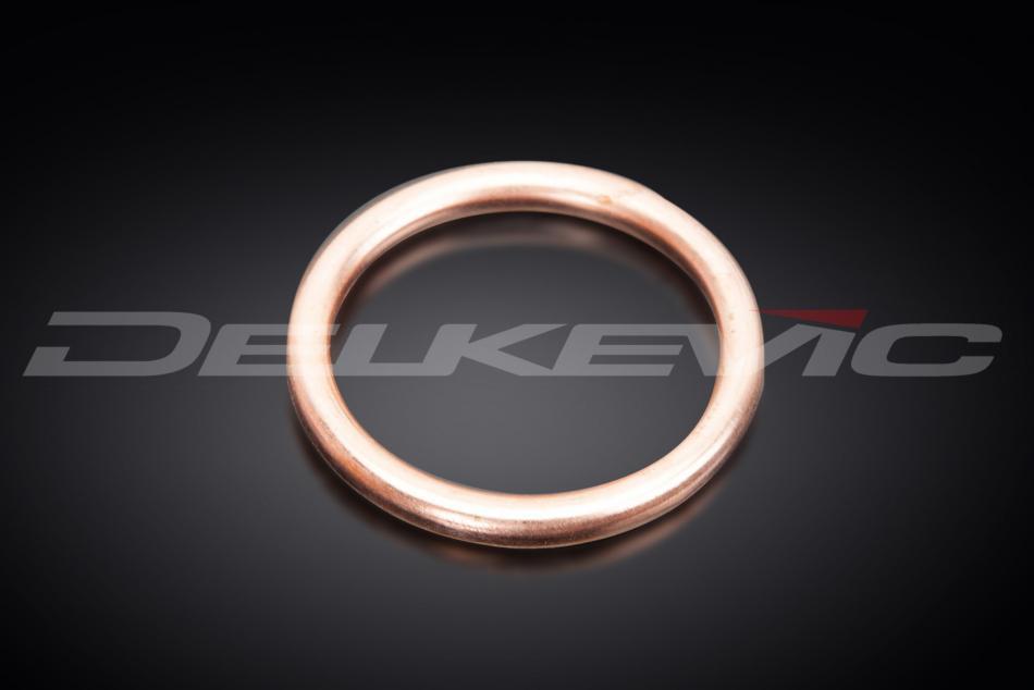 Delkevic France Joint en cuivre 49mm