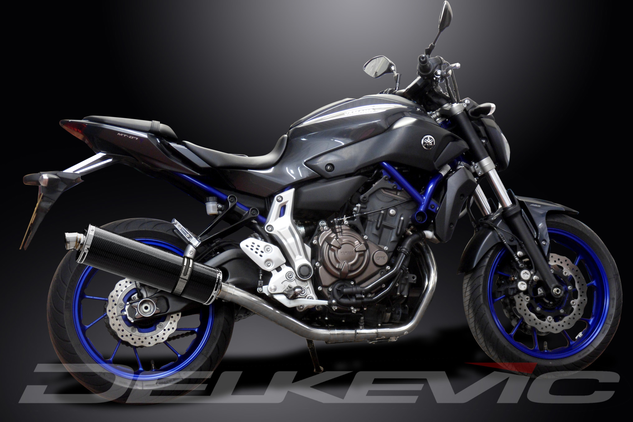 Delkevic exhaust yamaha fz 07 exhaust the fz 07 forum for Yamaha exhaust systems