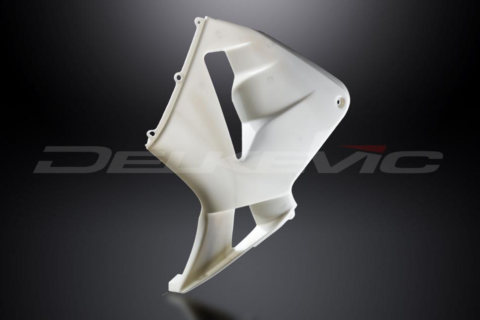 Delkevic Exhaust Kit Components