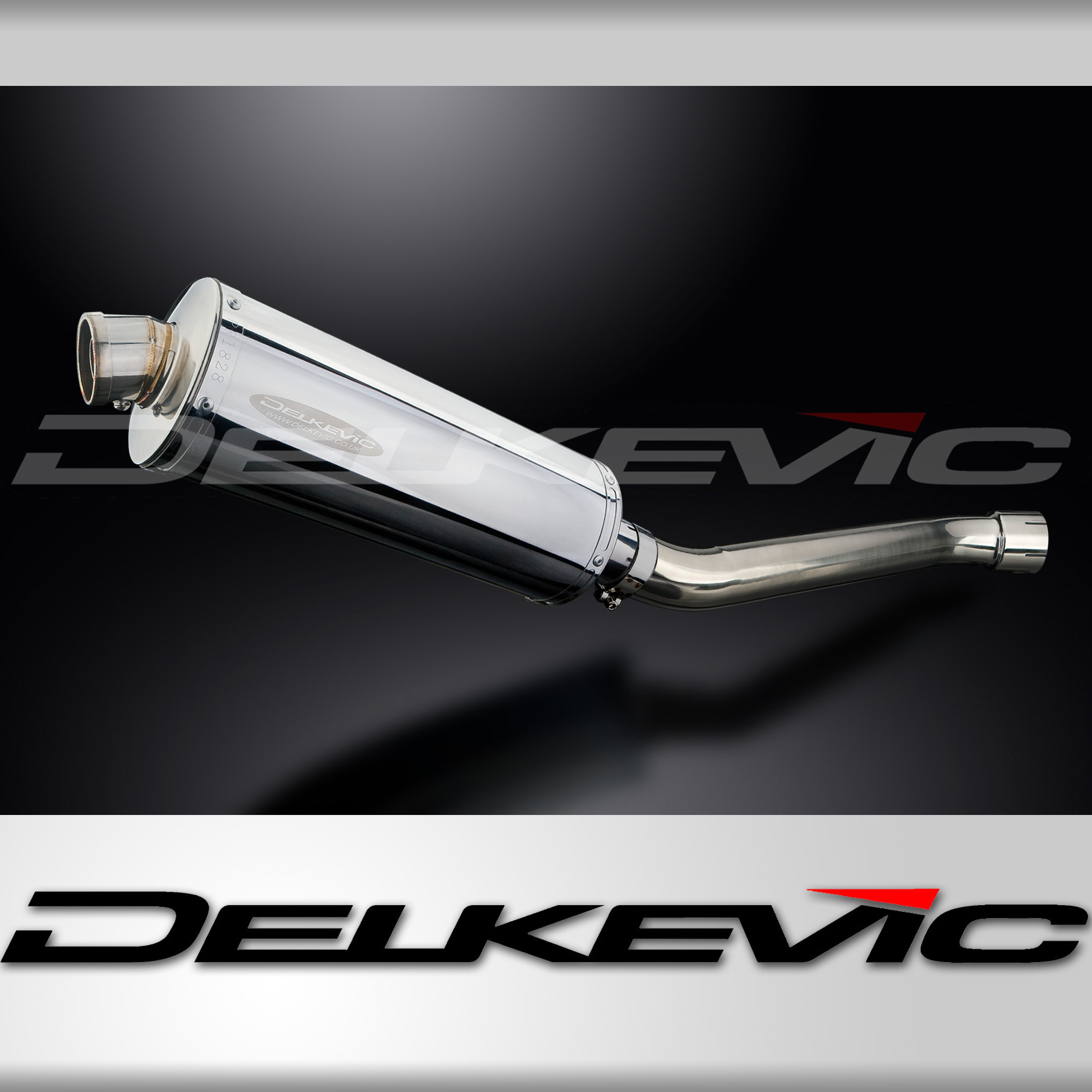 YAMAHA YZF-R1 02-03 FULL POWER 225mm OVAL STAINLESS RACE SILENCER EXHAUST KIT